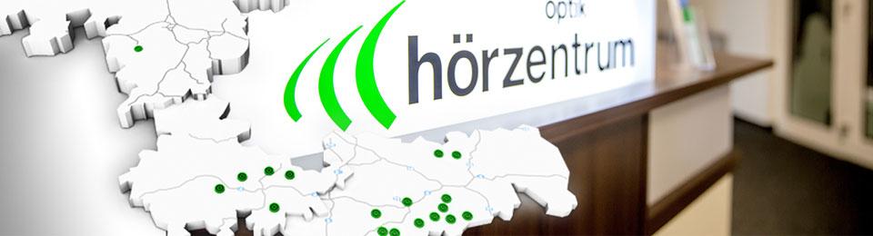 Standorte unserer Hörzentren