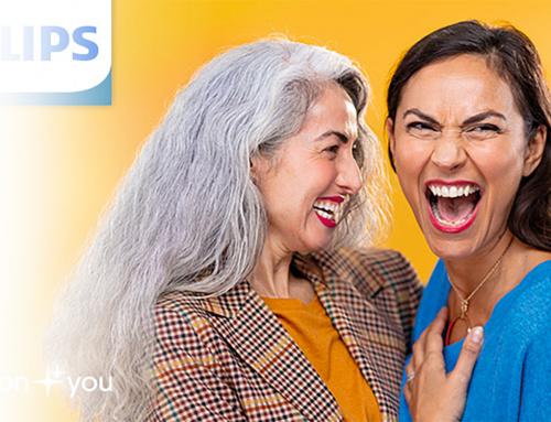 Probieren Sie jetzt die neuen Hörgeräte von Philips